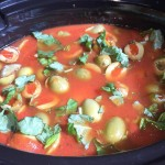 Jill's Crock Pot Chicken Cacciatore