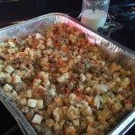 Betty's Sausage Stuffing